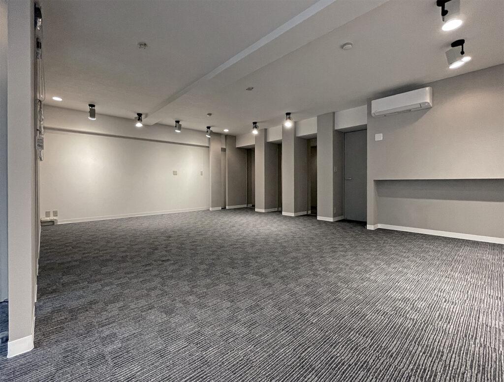 【居抜き】恵比寿・広尾 デザインチックな隠れ家オフィス