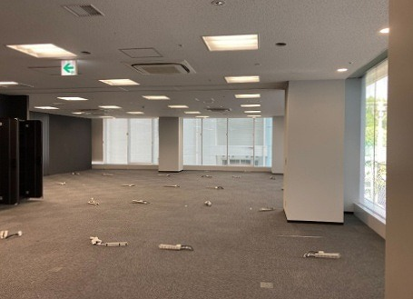 【居抜き】新宿エリア スペック抜群なお洒落オフィス。