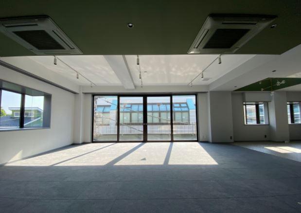 【デザイナーズオフィス】港区エリア 1棟でも可!テラス付きオフィス