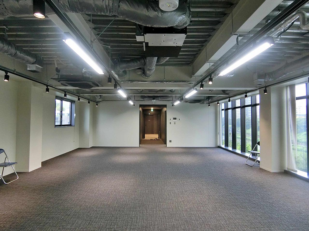 【セットアップ】市ヶ谷エリア 新築デザイナーズオフィス