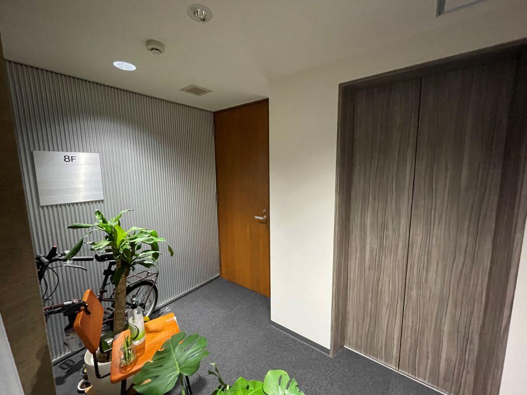 【居抜き】銀座エリア、使い勝手のよい居抜きオフィス