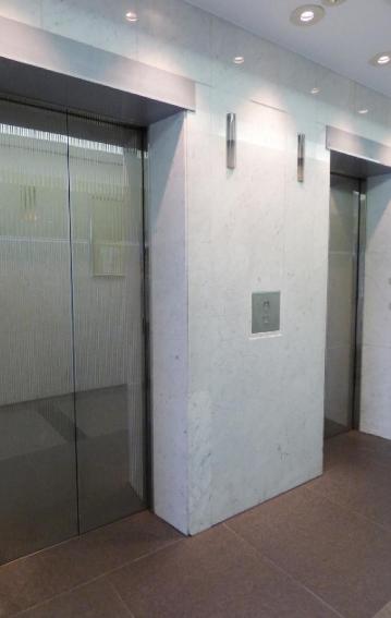 JL日本橋ビル エレベーターホール