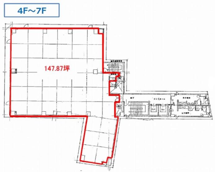 JL日本橋ビル 図面